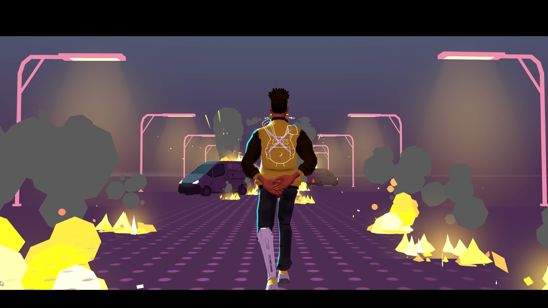 Never Yield is a 3D Runner That Lets You Hold the Fate of Detroit in Your Hands